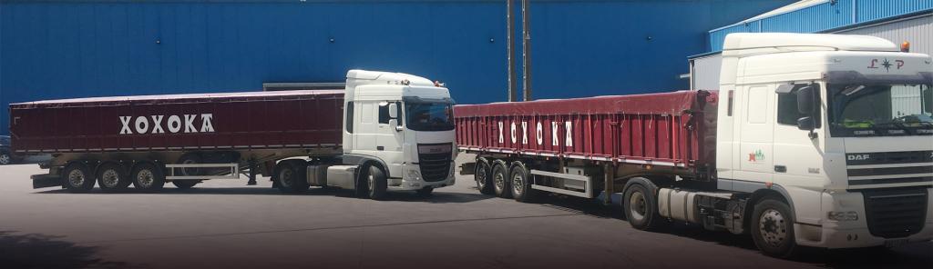 Transporte nacional e internacional